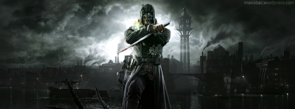 Dishonored Facebook Timeline Banner by Bermuda